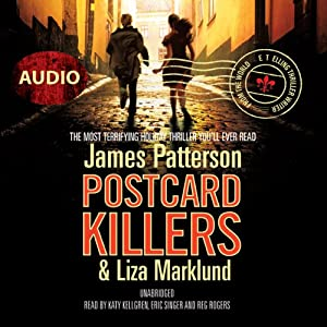 Postcard Killers Audiobook