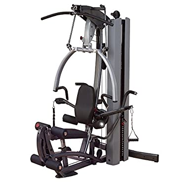 Body Solid F6002 Fusion Personal Trainer with Bi-Angular Press Arm 210-Pound