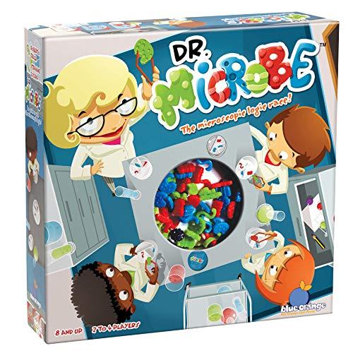 Blue Orange Games Dr. Microbe -