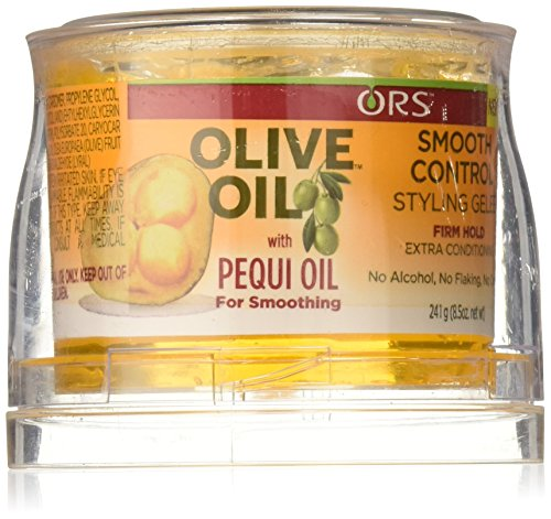 Organic Root Stimulator Olive Oil Smooth Control Styling Gelee