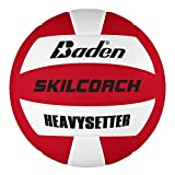 Baden SkilCoach HeavySetter Official Size 5 Composite Training Volleyball