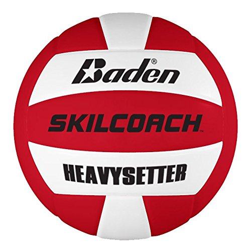 Molten Lite Volleyball - Baden SkilCoach HeavySetter Composite Training Volleyball, Official Size