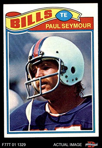 1977 Topps # 317 Paul Seymour Buffalo Bills (Football Card) Dean's Cards 8 - NM/MT - Buffalo Paul Seymour