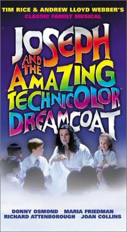 Joseph Amazing Technicolor Dreamcoat Costumes (Joseph and the Amazing Technicolor Dreamcoat [VHS])