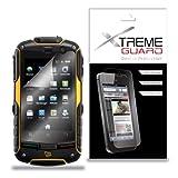 XtremeGuard JCB Toughphone Pro-Smart TP909 Screen Protector (Ultra Clear)