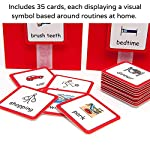 ASD Visual Timetable for Home with 35 Widgit(T) Symbols by Create Visual Aids
