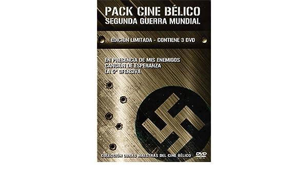 Pack CINE BÉLICO: En Presencia de mi Enemigo / Canción de ...