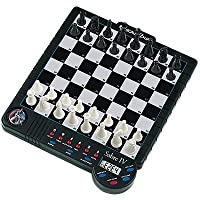 Excalibur Electronic Saber 4 Electronic Chess Game
