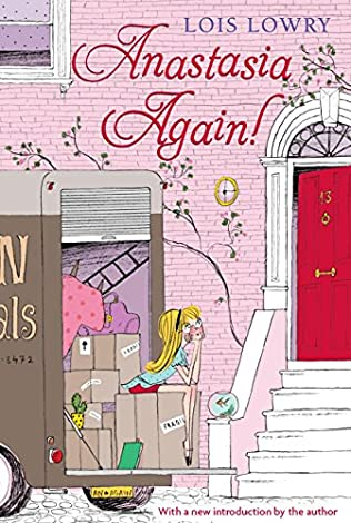 book cover of Anastasia Again!