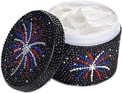 Prai Creme - Prai Ageless Throat & Décolletage Creme, Fireworks Special Edition Jeweled Container, 6.8 fl oz
