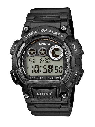 Casio Unisex Armbanduhr Digital Quarz Plastik W-735H-1Avef