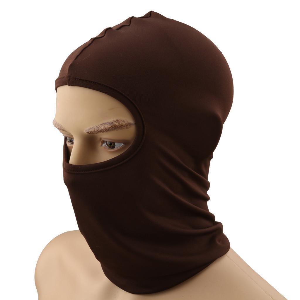 FidgetGear 50Pcs/lots Motorcycle Motorbike Scooter Balaclava Under Helmet anti-UV Full Face Mask by  (Image #8)
