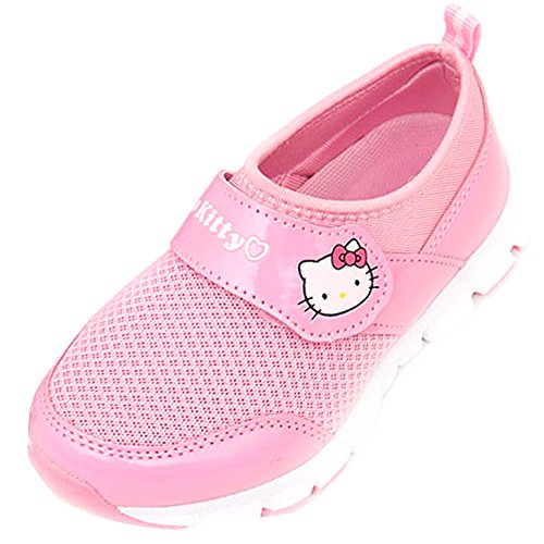 Joah Store Girls Water Beach Sneakers Hello Kitty Pool Swim Shoes (Parallel Import/Generic Product) (11 M US Little Kid) Pink ()