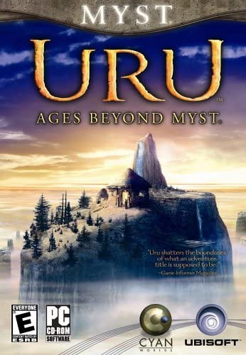 Amazon com: Uru: Ages Beyond Myst - PC: Video Games