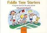 BLACKWELL K. - Fiddle Time Starters para Violin