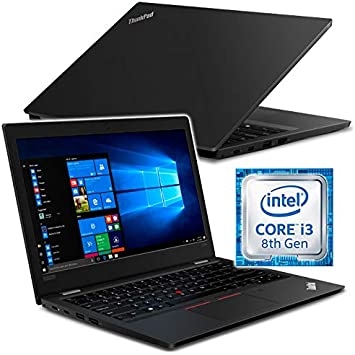 Lenovo PORTATIL THINKPAD L390,I3-8145U,4GB,128GB SSD,13.3,W10P ...