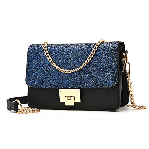 Confezione a catena personalizzato di borsa a tracolla moda semplice borsa Messenger
