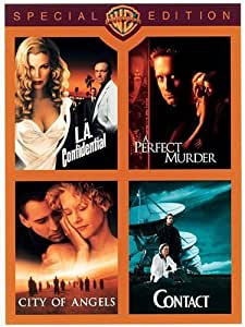 Warner Box Office Hits Collection (Contact/City of Angels/L.A. Confidential/A Perfect Murder) [Import]