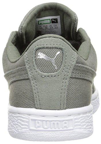 Puma Heren Basket Klassiek Cvs Fashion Sneaker Agave Groen