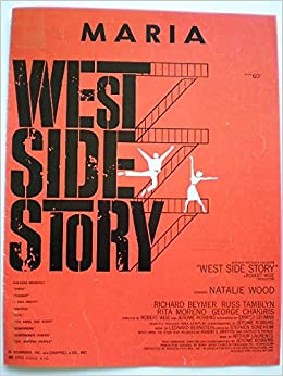 44279 maria from west side story 1957