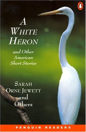 mini store gradesaver white heron and other american stories penguin readers level 2
