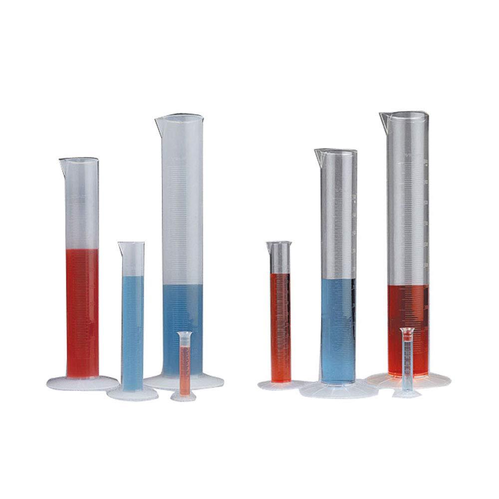 500mL Capacity Nalgene 3664-0500 Polypropylene Economy Graduated Cylinder