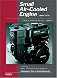 Small Air-Cooled Engines Service Manual, 1990-2000, Primedia Business Magazines and Media Staff, 0872887758