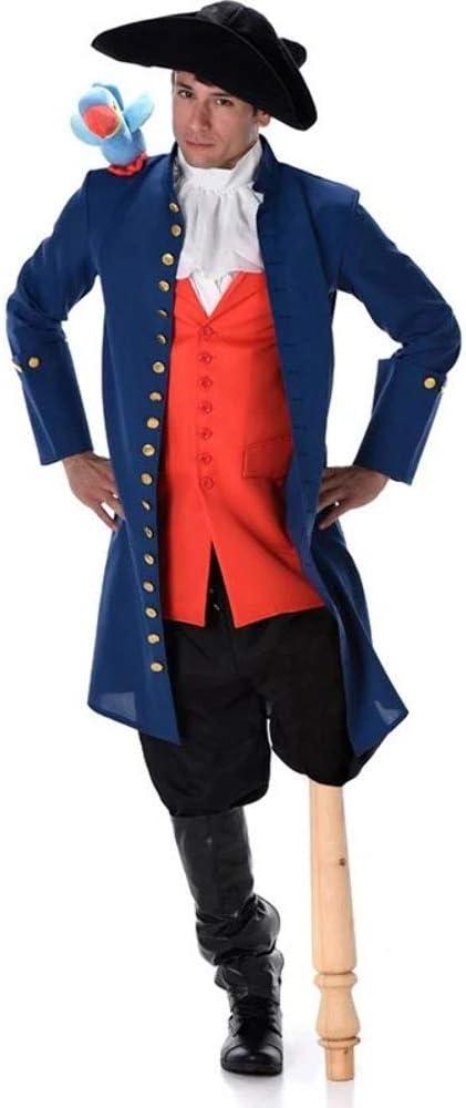 Folat B.V. Karnival – Costumes – Disfraz de Pirata para Hombre ...