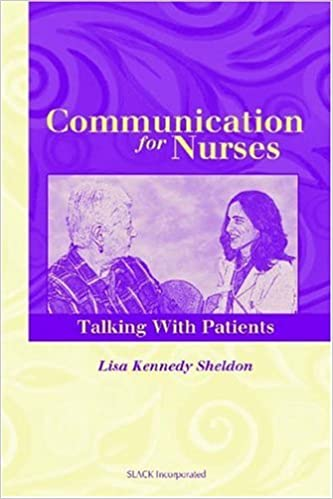 Read online Communication For Nurses: Talking With Patients PDF