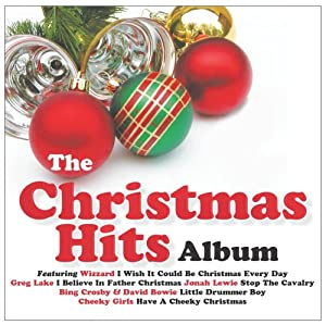 The Christmas Hits Album: Amazon.co.uk: Music
