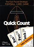 : Quick Count The Fast-Paced Strategic Football Card Game