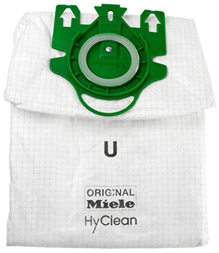 Miele Type U AirClean FilterBags, S7000-S7999 Upright, 4 Bag and Filter Set