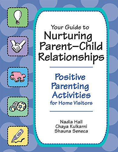 Your Guide to Nurturing Parent-Child Relationships: Positive Parenting Activities for Home Visitors