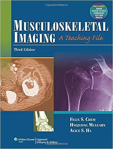 Musculoskeletal imaging a teaching file lww teaching file series musculoskeletal imaging a teaching file lww teaching file series third edition fandeluxe Choice Image