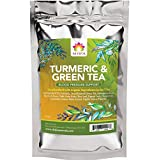 Shifa Blood Pressure Support Tea (Turmeric and Green Tea): Normalize Blood Pressure with Herbs, Phytonutrients and Antioxidants - 2 oz.
