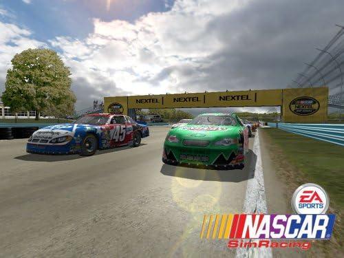 Amazon com: NASCAR Sim Racing - PC: Video Games