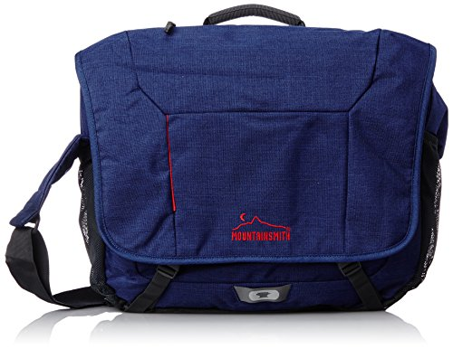 Mountainsmith Hoist Messenger Bag, Inky Blue from Mountainsmith