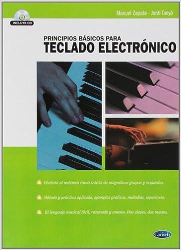 Principios Basicos para teclado electrónico metodo ...