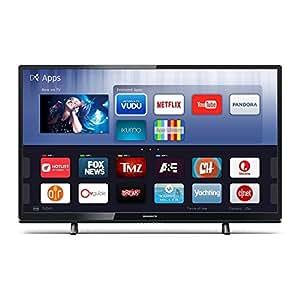 "Magnavox 50"" Smart LED TV - 50MV336X/F7 - Refresh Rate: 120 BMR - HDMI Inputs: 2"
