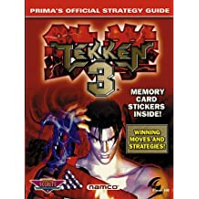 Tekken 3: Prima's Official Strategy Guide