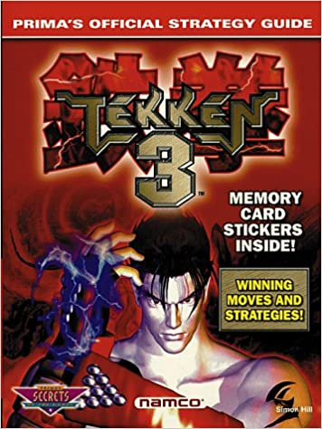Tekken 3: Prima's Official Strategy Guide: Pcs: 9780761511854: Books