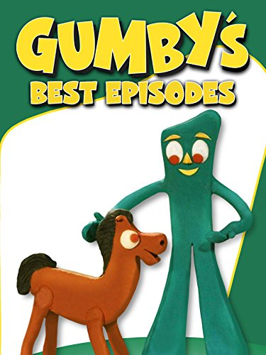 Amazon Com Gumby S Best Episodes Gumby Pokey