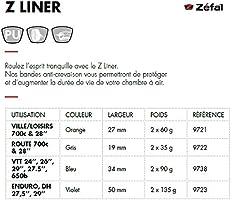 Zefal 9720 - Kit Antipinchazos Mtb - 24/26