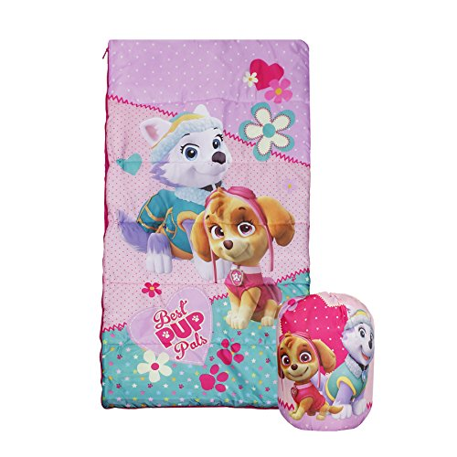 Paw Patrol Girls Sleeping Bag with Carry Sling by Paw Patrol