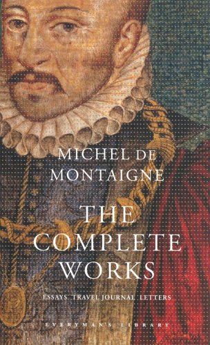 Do you know anything about Michel De Montaigne?