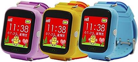 turnmeon pantalla táctil Smartwatch para niños, K9 GPS Tracker ...