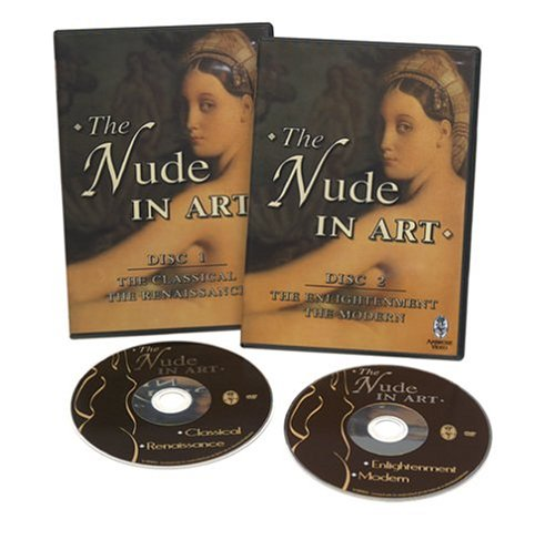 The Nude in Art-(2 Disc Set)