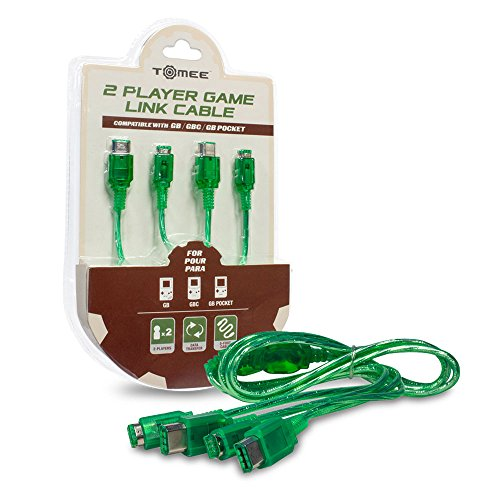 GBC/ GBP/ GB 2 Player Game Link Cable - Tomee