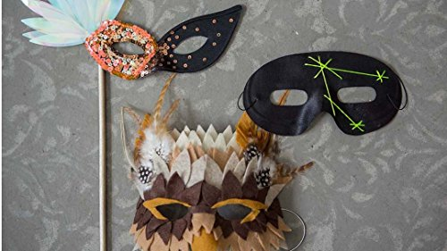DIY Halloween Masks -