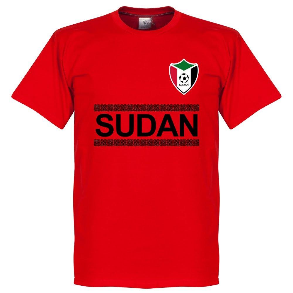 スーダンチームTee B07BNQTK55 Medium – Red B07BNQTK55 Red Medium, BrownFloor clothing:e15499c5 --- ijpba.info